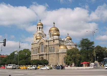 Bulgaria-Varna-Cathedrale